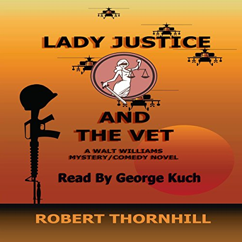 Lady Justice and the Vet audiobook cover art