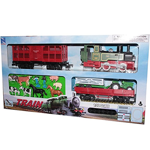 New Ray - Radio Commandes - Train Country Life B/O - 8605