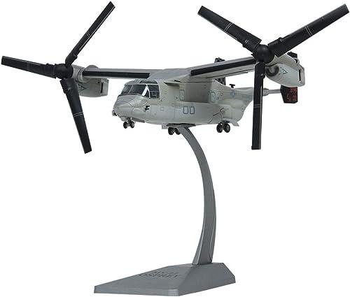 ventas calientes JAA JAA JAA V-22 águila Pescadora Maquina de Transporte Helicóptero 1 72 Escala lega Equipo de Muestra Ser Aplicable Regalo  a precios asequibles
