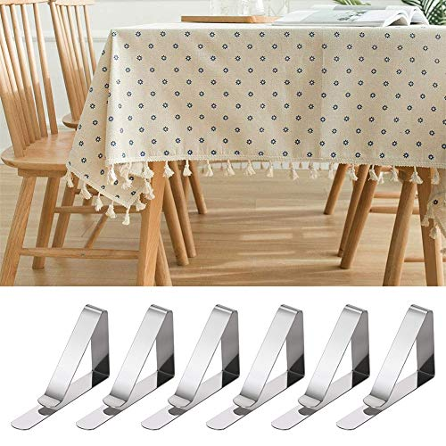 YJShop Tablecloth Cotton Linen T...