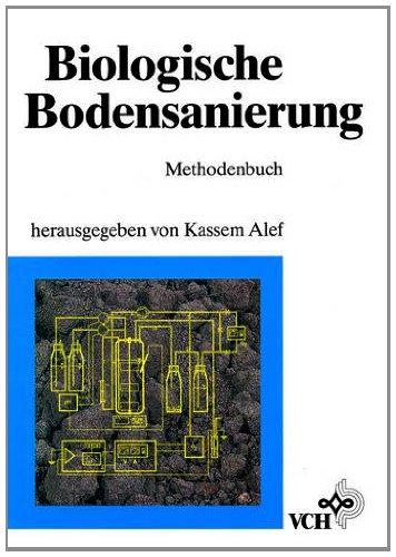 Biologische Bodensanierung: Methodenbuch