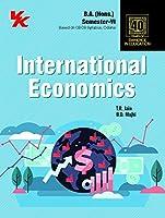 International Economics B.A. (Hons.) Semester-VI Odisha University (2020-21) Examination