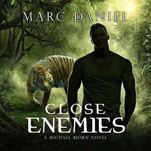 Close Enemies Audiobook By Marc Daniel cover art