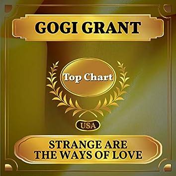 Strange Are the Ways of Love (Billboard Hot 100 - No 80)