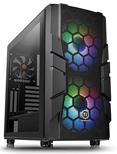 Thermaltake Chaser MK-1 Ventilador LED de Cambio de Color HDD/SSD Integrado Negro