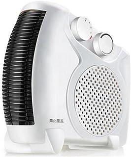Calefactor Calentador silencioso portátil Calentador de baño de Escritorio Ahorro de energía 3 Segundos Calor rápido 3 Ajuste de Temperatura de Archivo Vertical y Horizontal de Doble Uso