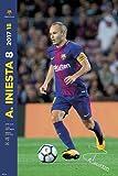 empireposter Fußball - Barcelona, FC - Iniesta Facts 17/18