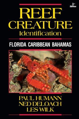 Reef Creature Identification Florida Caribbean Bahamas 3rd Edition Reef Set Reef Set New World product image