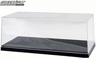 Acrylic Display Show Case with Plastic Base 1/18 by Greenlight 55020