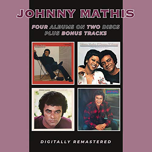 You Light Up My Life / That's What Friends Are For (with Deniece Williams)/ The Best Days Of My Life / Mathis Magic