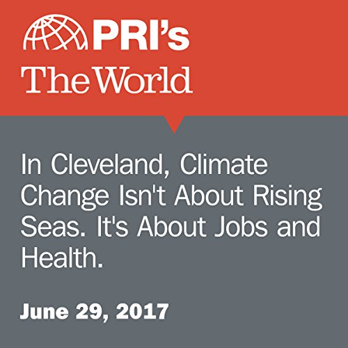 In Cleveland, Climate Change Isn't About Rising Seas. It's About Jobs and Health. audiobook cover art