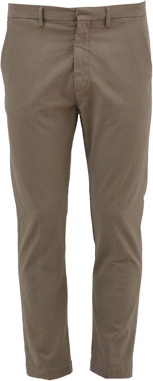 ff3284bfb900 PENCE Beige Cotton Pants BALDO83542196 Men's nnsipu3508-Sporting goods