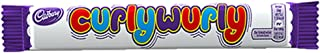 Cadburys Curly Wurly 26g - Pack of 6