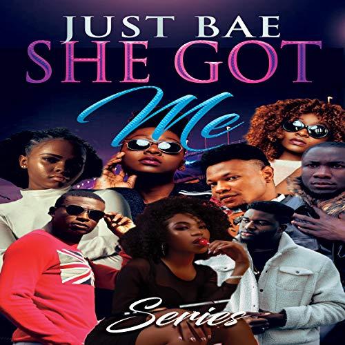 She Got Me: Series audiobook cover art