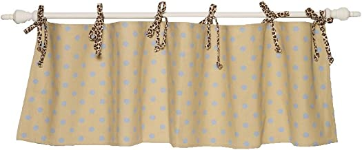 Cotton Tale Designs Play Date Valance by Cotton Tale Designs