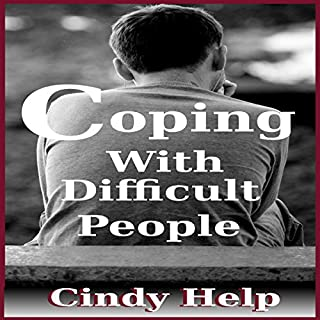 Coping with Difficult People audiobook cover art