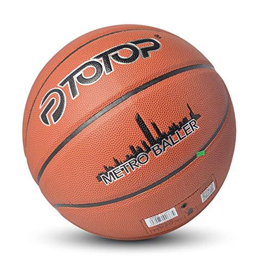 Warm Pallacanestro Indoor Pelle Esterna Daping Basketballs Training Ball Street Basket, Pallacanestro per Il 7 ° Incontro
