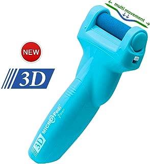 Emjoi Micro-Pedi 3D Callus Remover + 4 Bonus Rollers