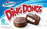Hostess Ding Dongs Chocolate Donuts, 12.7 oz