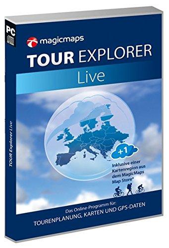 TOUR Explorer Live: Tourenplanung, Karten & GPS