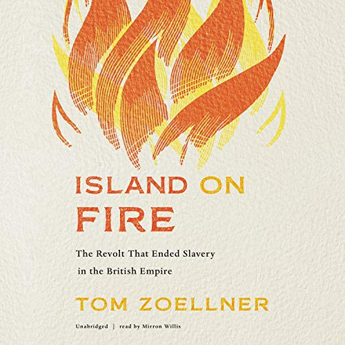 Island on Fire Audiobook By Tom Zoellner cover art