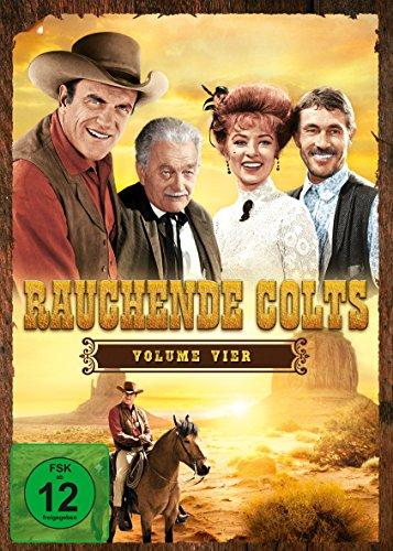 Rauchende Colts - Volume 4 (6 DVDs)