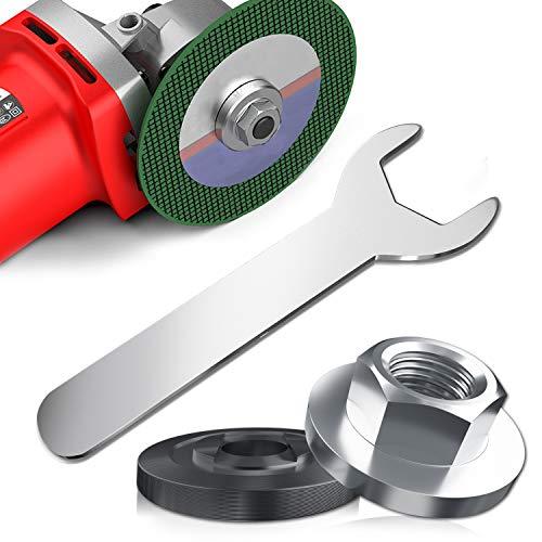 Grinder Nut kit, Flange Angle Wrench Spanner...