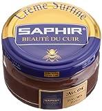 Saphir Crema Surfine Betún para calzado 50 ml - (04) MARRÓN, 50 ml