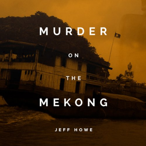 Murder on the Mekong audiobook cover art