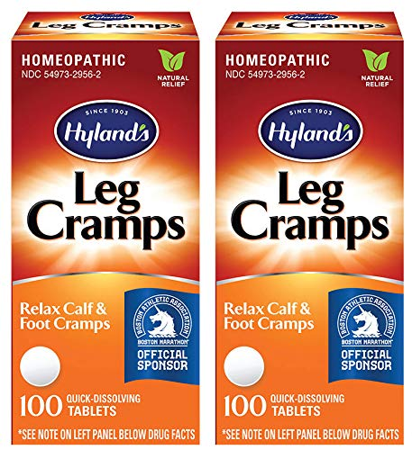 Hyland's, Leg Cramps, 100 Tablets (2 Pack)