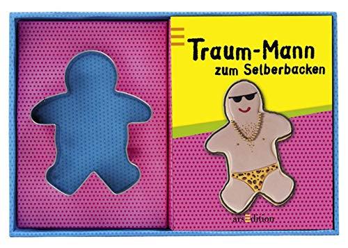Traum-Mann zum Selberbacken: Macho-Ausgabe