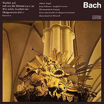 Bach: Wachet auf, ruft uns die Stimme / Wie schön leuchtet der Morgenstern