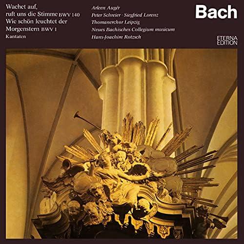 Thomanerchor Leipzig, Neues Bachisches Collegium musicum Leipzig, Peter Schreier & Hans-Joachim Rotzsch