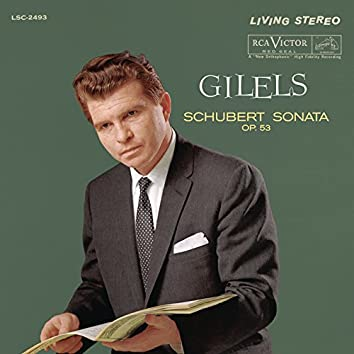 """Schubert: Piano Sonata in D Major, D. 850, Op. 53 """"Gasteiner"""""""