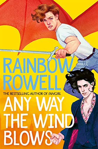 Any Way the Wind Blows (Simon Snow Book 3) (English Edition)