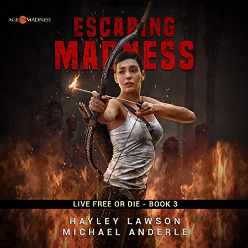 Couverture de Escaping Madness