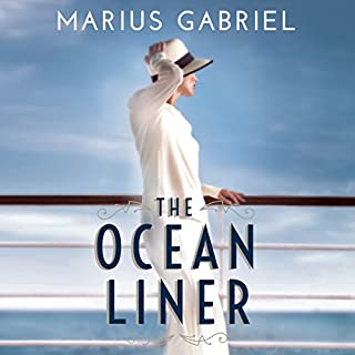The Ocean Liner audiobook cover art