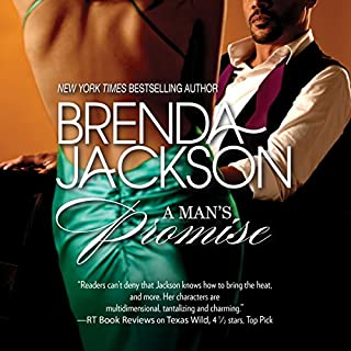 A Man's Promise     The Grangers, Book 2              Written by:                                                                                                                                 Brenda Jackson                               Narrated by:                                                                                                                                 Ron Butler                      Length: 9 hrs and 53 mins     Not rated yet     Overall 0.0