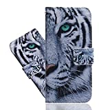 IMEIKONST Flip Case for Nokia 9 PureView, Cool Painted