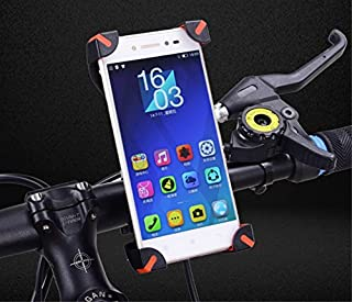 Universal Mobile Phone Mount Holder Cradle Bracket For Bike Cycle Bicycle Frame