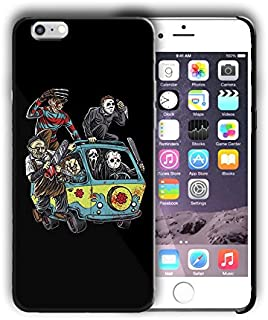 Halloween design for Iphone 6 6s (4.7in) Hard Case Cover (halln14)