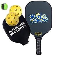 Pickleball Paddles, Pickleball Set, Pickleball Net Bag Pickleball Balls, Pickle Ball Game Set, Pickleball Paddle, I HAVE MY STYLE Pickleballs, Pickle Ball Racquets, crossnet