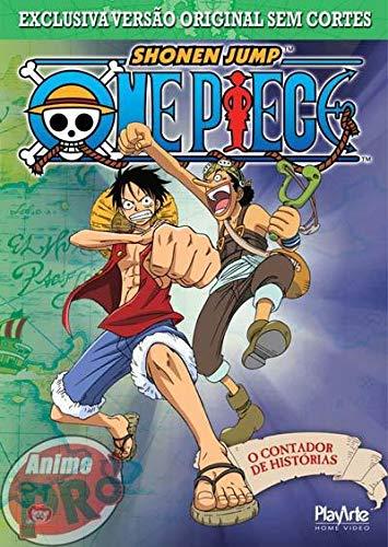 DVD Shonen Jump - One Piece - O Contador de Histórias