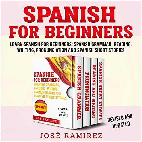 Spanish for Beginners (Revised and Updated) cover art