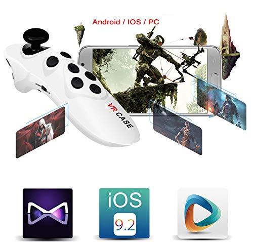 Adoolla Mini Mobile Bluetooth Joystick Android Gamepad Controller Bluetooth Wireless...