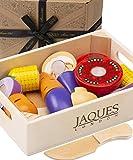 Jaques of London Alimentos de Juguete para niños Juego de Alimentos...