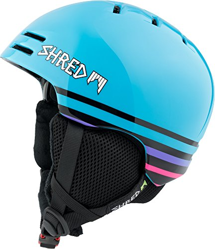 Shred Herren Helm Slam-Cap Warm Lines, Blue, S