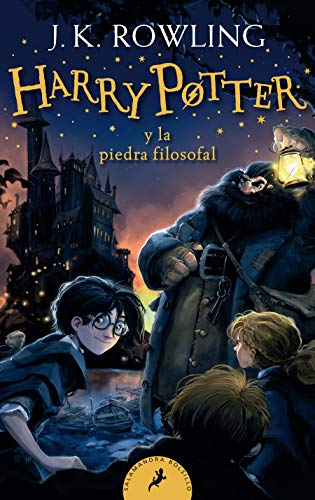 Harry Potter Y La Piedra Filosofal (Harry Potter 1) / Harry Potter and the Sorcerer's Stone