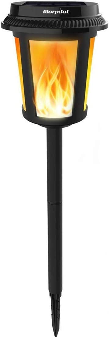 depot Solar Lights Keenstone Max 90% OFF Waterproof Flick with Torch