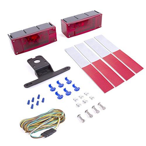 Wellmax 12V LED Trailer Lights Kit